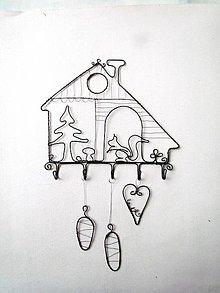 Detské doplnky - Kde bývajú veveričky ? - 12377344_