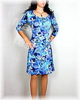 Šaty - Šaty vz.612 i krátký rukáv - 12379539_