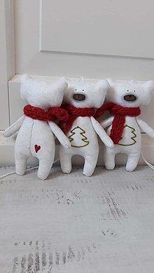 Dekorácie - medvedík - 12380834_