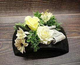 Dekorácie - Ruže -spomíname - 12382922_