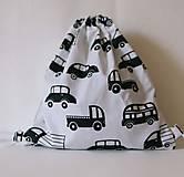 Batohy - detský batoh: autíčka - 12379098_