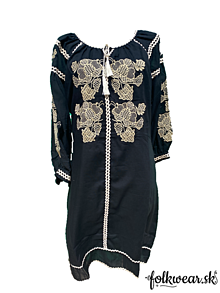 Šaty - Folklórne šaty - 12381752_