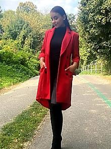Šaty - skové šaty ROMANA - 12381577_