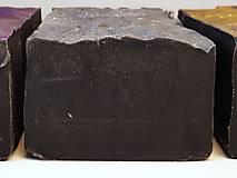 Drogéria - Kozie mydlo v krabičke: AKTÍVNE UHLIE & ČAJOVNÍK - 12379611_