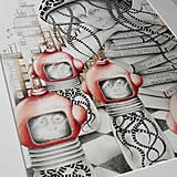 Kresby - Elements of the machinery kresba - 12381639_