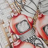 Kresby - Elements of the machinery kresba - 12381642_