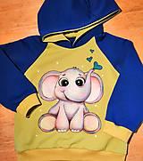 Detské oblečenie - Sloník - 12382184_
