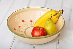 Nádoby - Misa na ovocie - 12383509_
