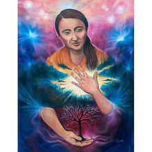 Obrazy - Mária Magdaléna - 12386829_