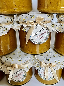 Potraviny - Včelí zázrak 3v1 (med, peľ, propolis) - 12388488_