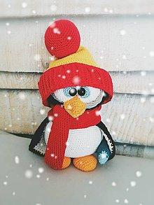 Hračky - Pinguin - 12389286_