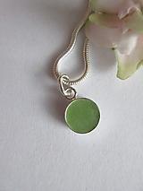 Náhrdelníky - s.age náhrdelník okrúhly - 12391215_