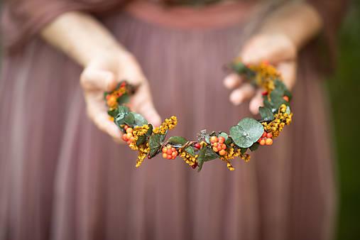 """Jesenný polvenček """"zohrej ma láskou """""""