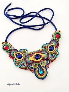 Náhrdelníky - Ivica náhrdelník - 12390197_