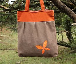 Veľké tašky - Vlnená taška - 12394297_