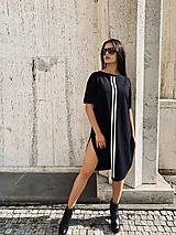 Šaty - FNDLK úpletové šaty 482 PLs - 12392840_
