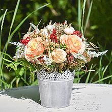 Dekorácie - Ikebana na stôl - 12395015_