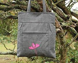Veľké tašky - Elegantná taška - 12398400_