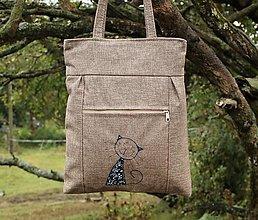 Veľké tašky - Elegantná taška - 12398412_
