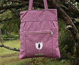 Veľké tašky - Elegantná taška - 12398620_