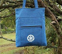Veľké tašky - Elegantná taška - 12398699_