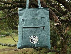 Veľké tašky - Elegantná taška - 12398827_