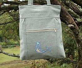 Veľké tašky - Elegantná taška - 12398873_