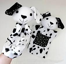 Hračky - Maňuška psík dalmatín - na objednávku - 12398232_