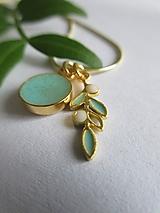 Náhrdelníky - p.aradise aurum náhrdelník - 12399142_