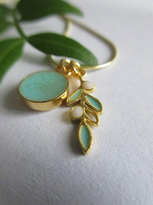 p.aradise aurum náhrdelník