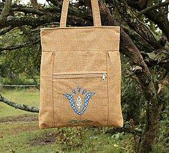 Veľké tašky - Elegantná taška - 12401891_