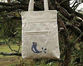 Veľké tašky - Elegantná taška - 12401902_