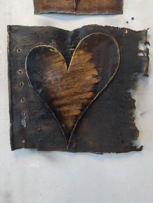 Dekorácie - Heart Chic Mystigue L - 12401371_