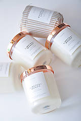 Svietidlá a sviečky - Pure No.2 - Limetka + Mango - 12404215_