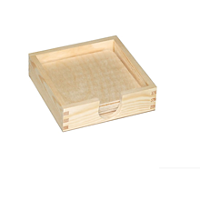 Polotovary - Krabička + 6 podložiek - 12405000_