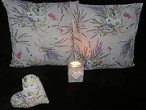 Úžitkový textil - Obliečky LEVANDUĽKA - 12403257_