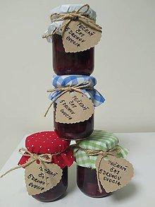 Potraviny - Pečený čaj z 5 druhov ovocia - 12405100_