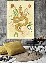 Grafika - Print - Kundalini - 12406719_