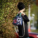 Veľké tašky - Origo taškoš kvety limit - 12408798_