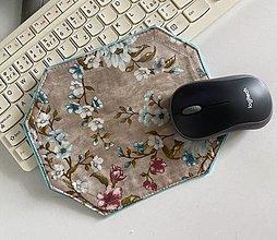 Úžitkový textil - Podložka pod PC myš - 12405256_