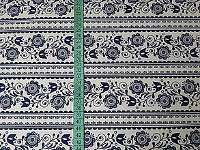 Textil - Bavlnené plátno - 12412587_