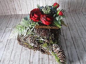 Dekorácie - Dušičková dekorácia - 12411445_