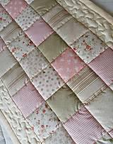 Úžitkový textil - Púdrové buchtičky s vanilkou - 12412502_