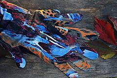 Rukavičky - Abstrakt