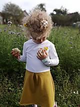 Detské oblečenie - púpúpavienky - 12418982_