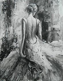 Obrazy - HUSLISTKA - 12420693_
