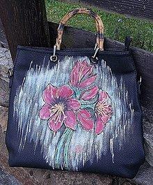 Kabelky - Maľovaná kabelka 45 - 12421977_