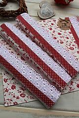 Úžitkový textil - Vidiecke prestieranie-lúka - 12420541_