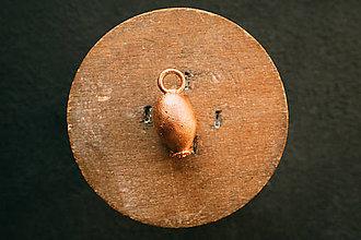 Náhrdelníky - Prívesok šípka (šípka) - 12420604_