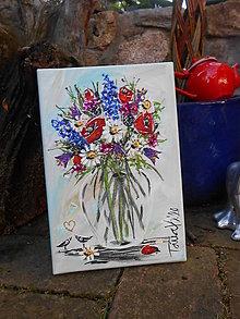 Obrazy - Vôňa lásky - 12420718_